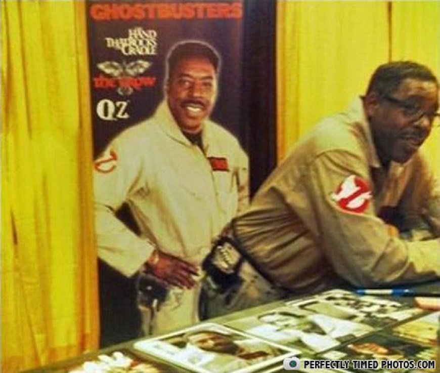 when you realize that when you bought that ghostbusters costume you were getting screwed