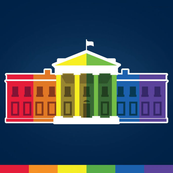 the white house's facebook profile picture