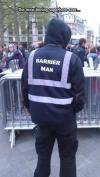 the most boring superhero ever, barrier man
