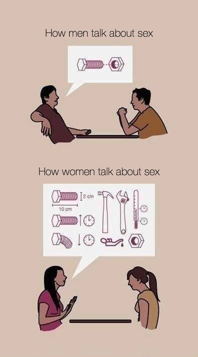 How to talk to girls for sex