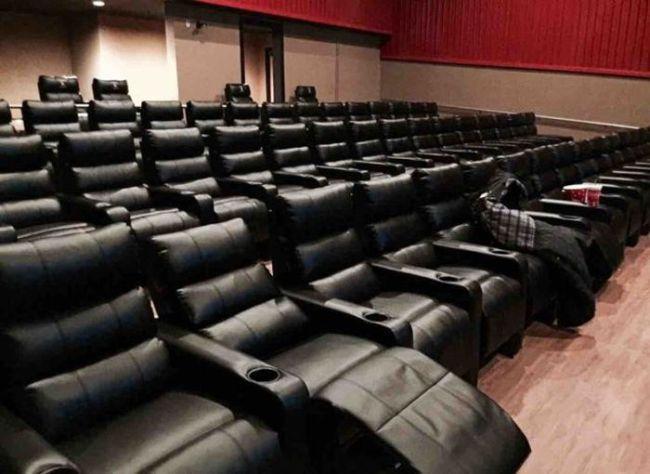 lazy boy movie theatre, win
