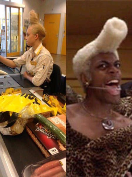 that girl's hair totallylookslike chris rock's hair in the fifth element