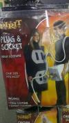 suggestive halloween costume, plug and socket, lol