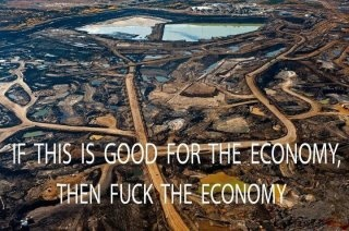 if this is good for the economy then fuck the economy