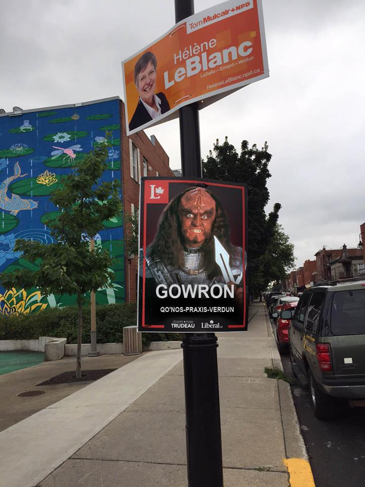 gowron quo'nos praxis verdun, klingon from star trek hacked irl, politics, lol