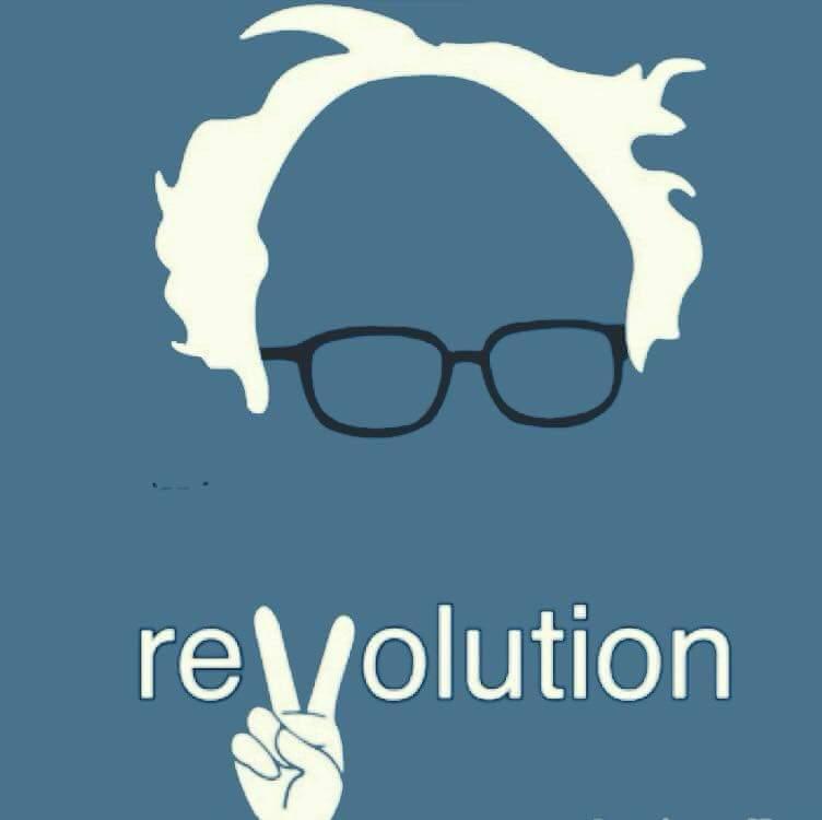 join the bernie sanders revolution