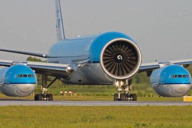 reverse engine plane, wtf