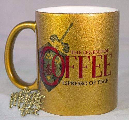 the legend of coffee, espresso of time