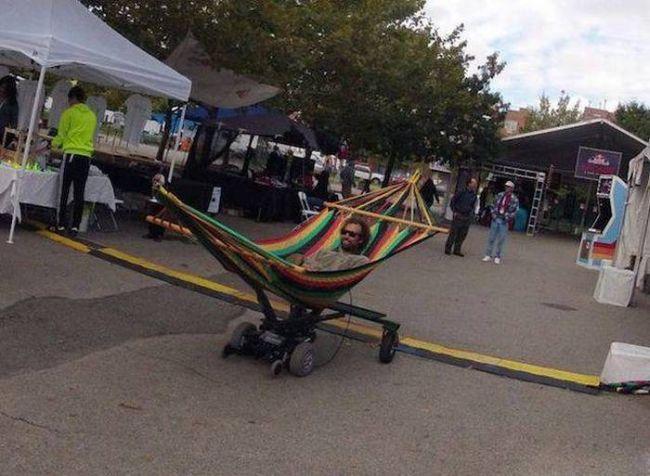 hammock mobile