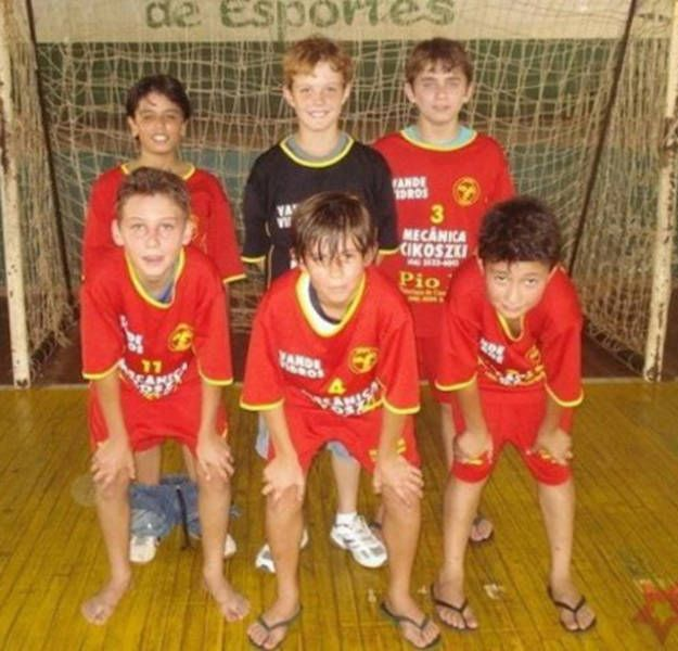 soccer league group shot, when you see it
