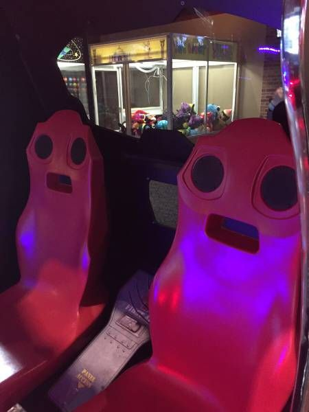 what happens in this video game cannot be unseen, traumatized racing seats
