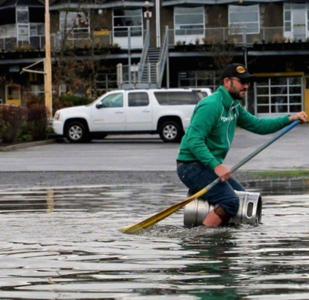 when floods hit home, row that keg