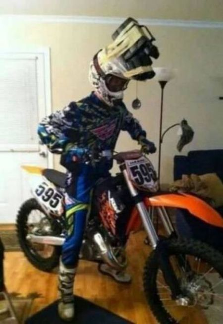before gopro you had action helmet cameras