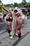 psychopath rabbit and rave bunnies, wtf