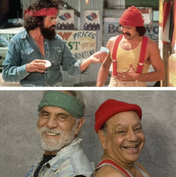 cheech and chong then and now