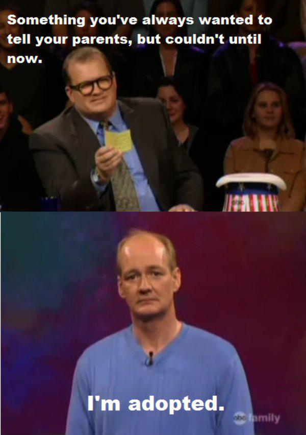 a throwback to some of the most memorable moments from whose line is it anyway