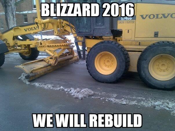 blizzard 2016, we will rebuild, meme