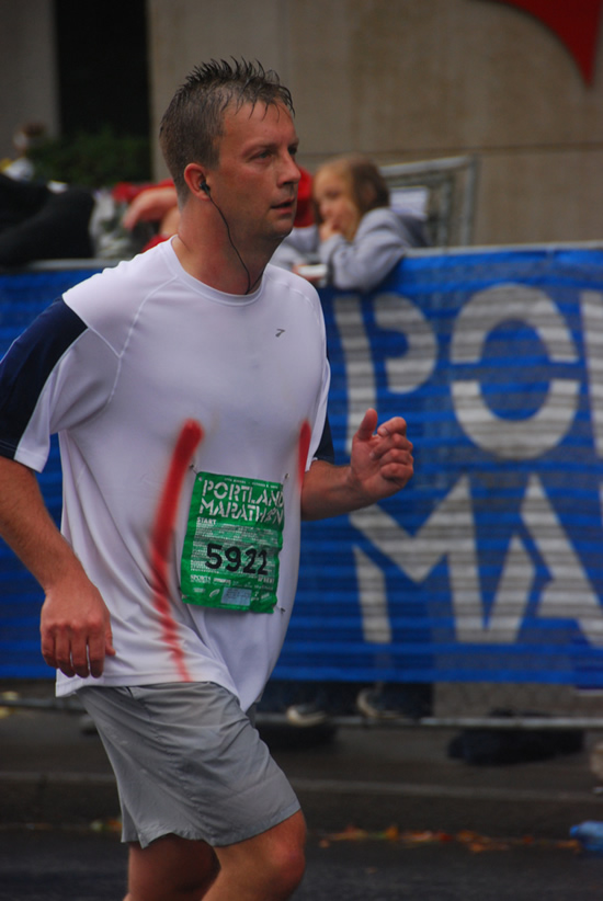 worst marathon ever, bloody nipples