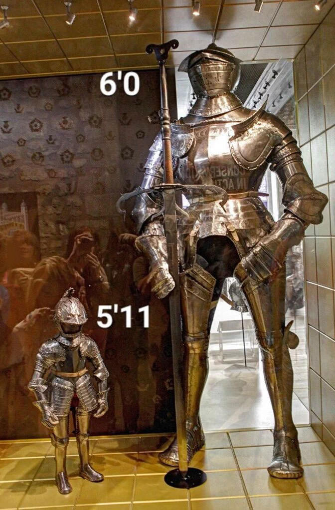 how girls see men of varying heights