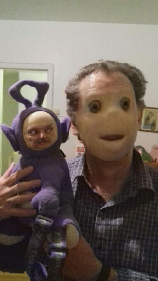 worst face swap ever, how did they even