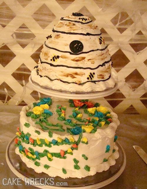 worst wedding cakes ever
