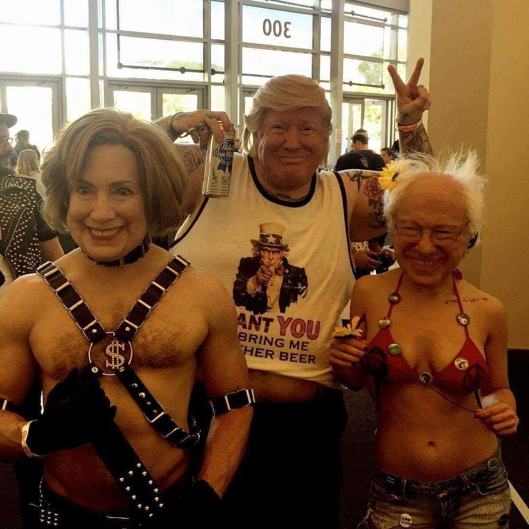 america votes 2016, wtf, bernie sanders, hillary clinton, donald trump