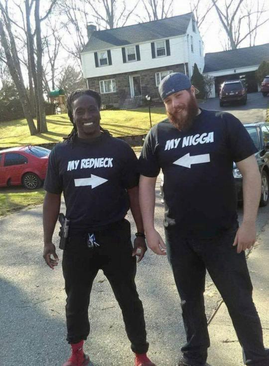 my redneck, my nigga