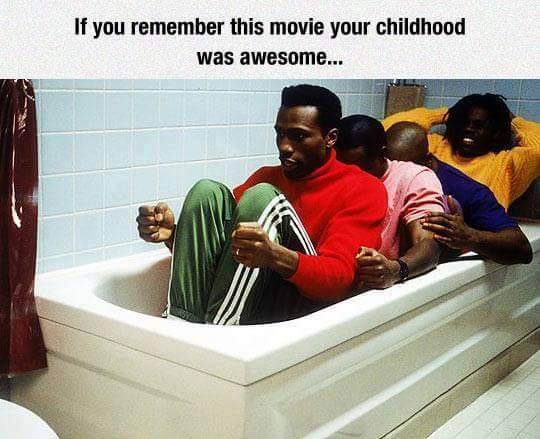if you remember this movie your childhood was awesome, cool runnings