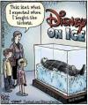 this isn't what i expected when i bought the tickets, disney on ice, lol, comic