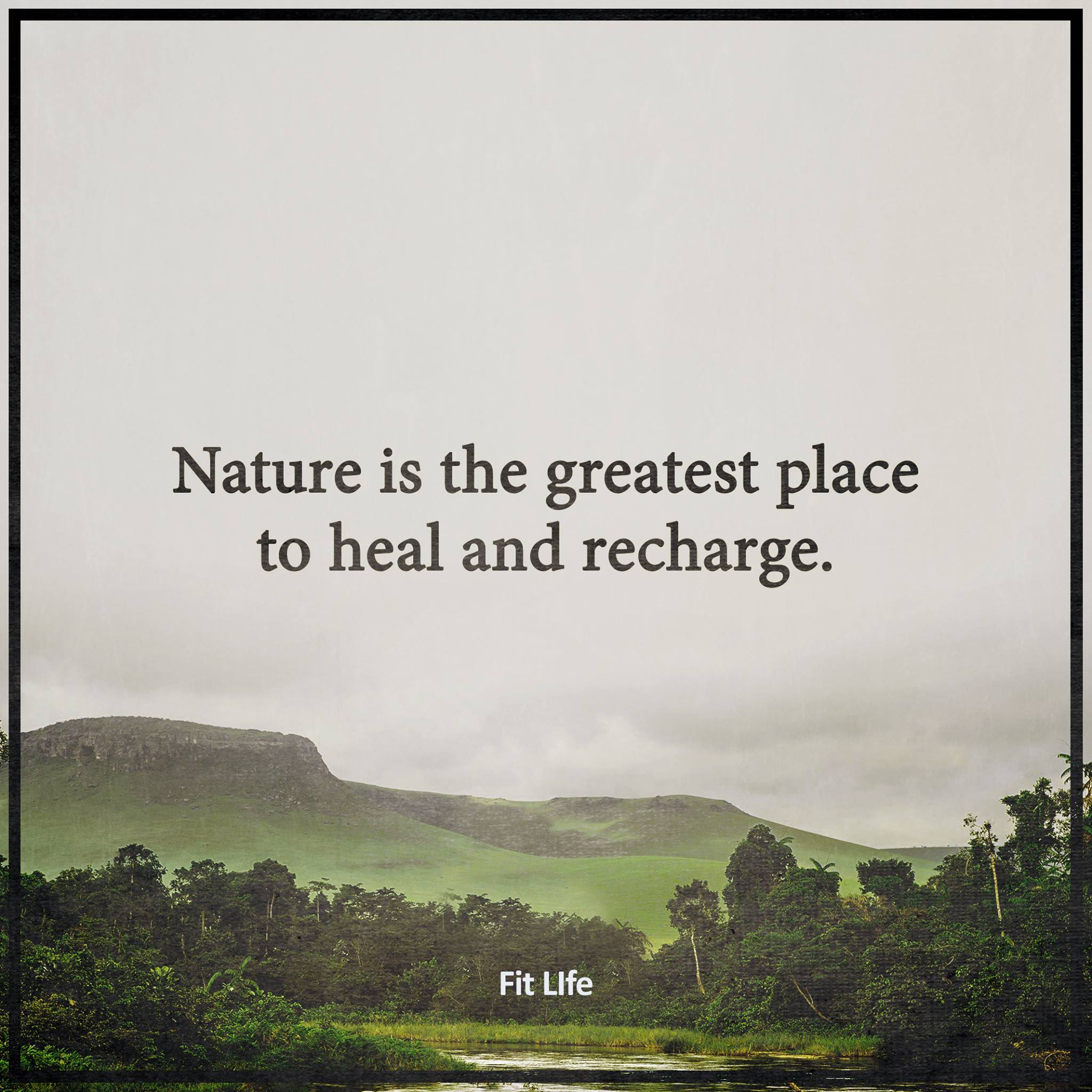 Image result for recharge nature