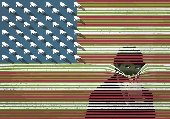 united states of surveillance