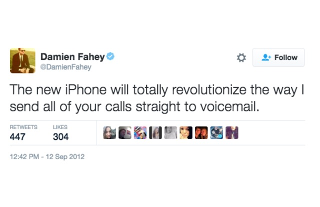 the new iphone will totally revolutionize the way i send all of your calls straight to voicemail