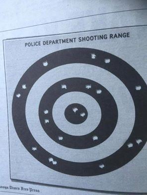 police department shooting range