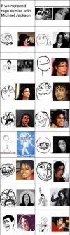 if we replaced rage comics with michael jackson