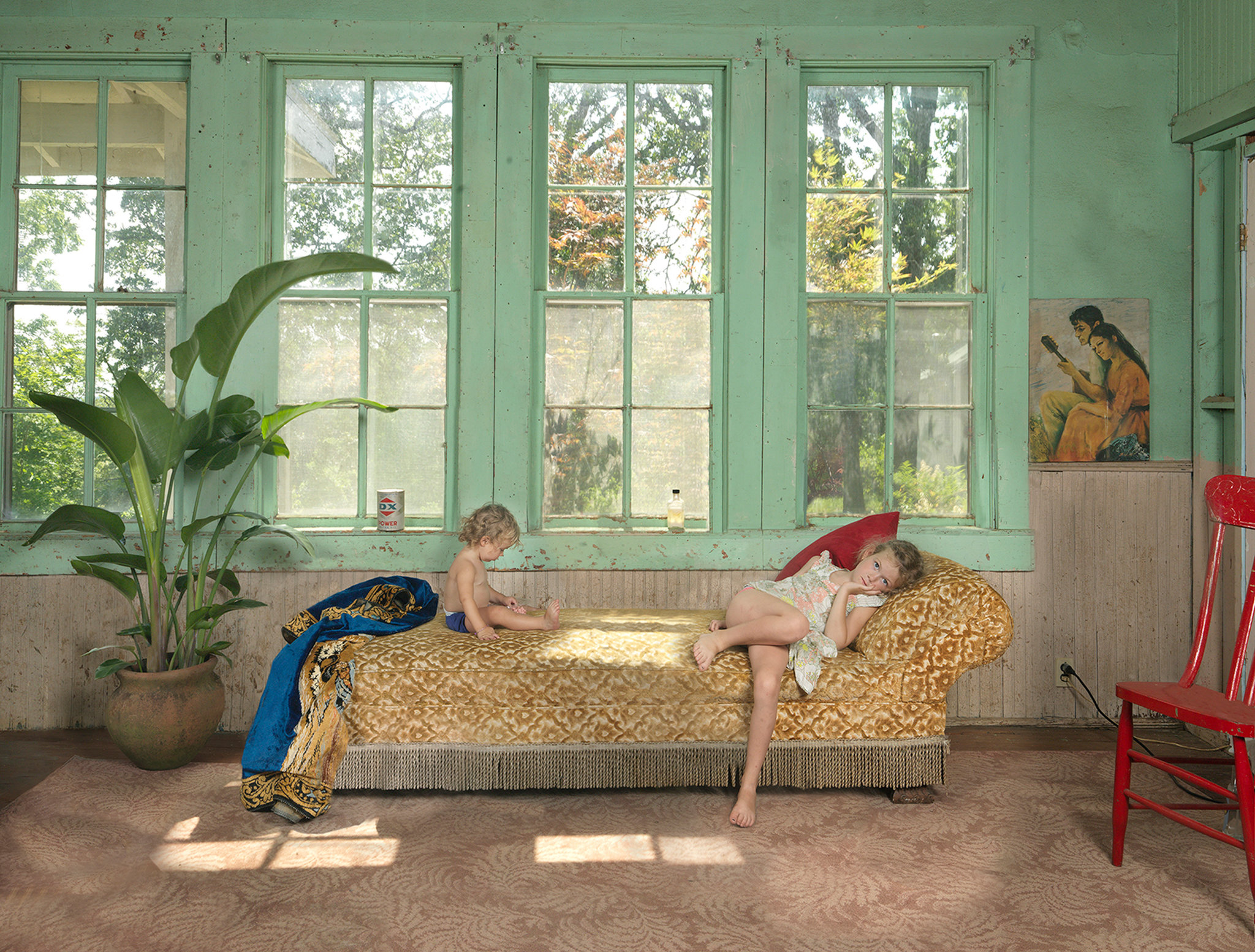 the new york times witty irreverent photos that satirize family living
