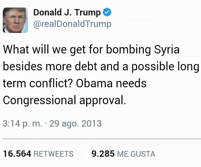 what will we get for bombing syria besides more debt and a possible long term conflict, obama needs congressional approval, the hypocrisy, it burns