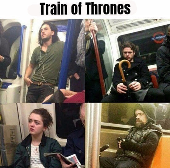 train of thrones
