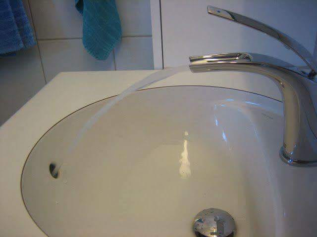 The Perfect Sink Doesnu0027t Exi..., Water Goes Directly Into Overflow