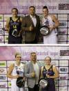 the trophy for a woman's basketball championship was a cooking pan, wtf, sexism