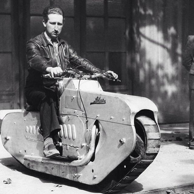 best motorcycle ever, tanker cycle
