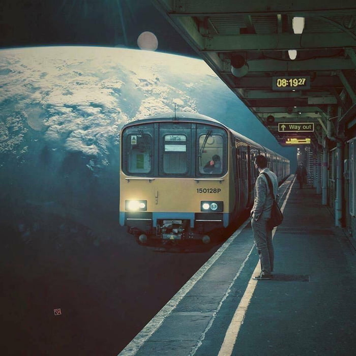 subway to space