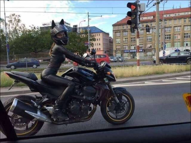 cat woman sighting in russia