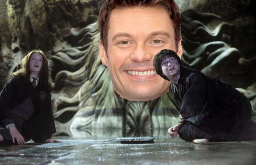 harry potter and the chamber of seacrest