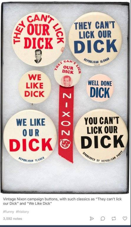 republicans love dick
