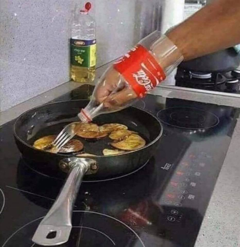 the coca cola solution to bacon grease
