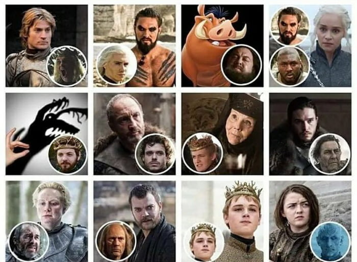 king slayers on game of thrones