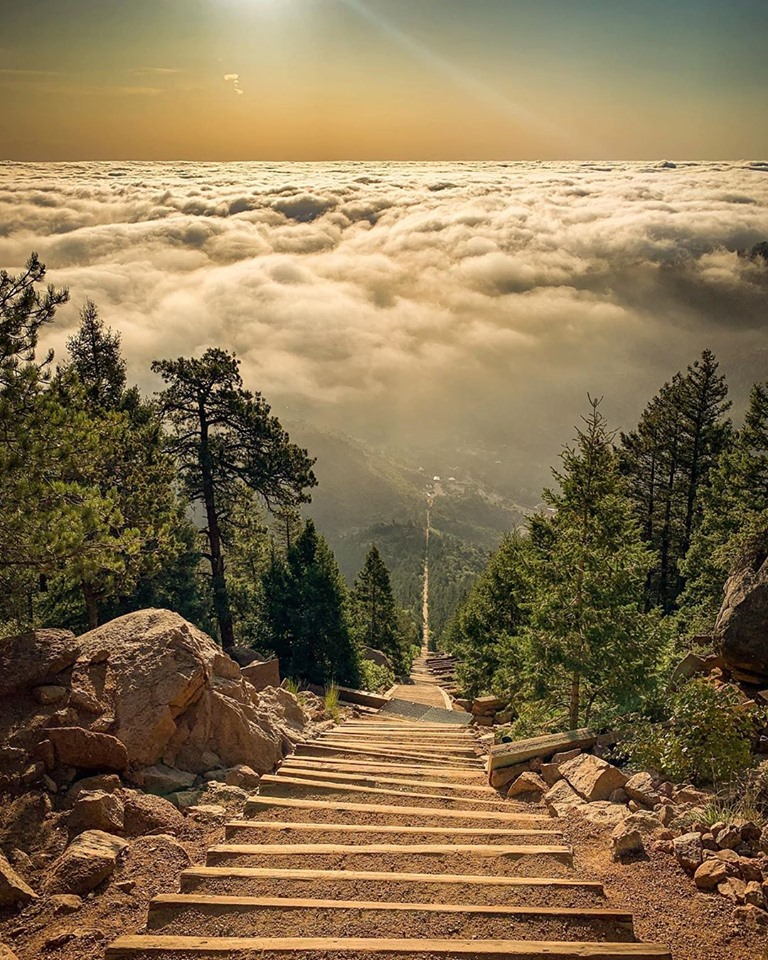 theincline, manitou springs, colorado, philipp reiter