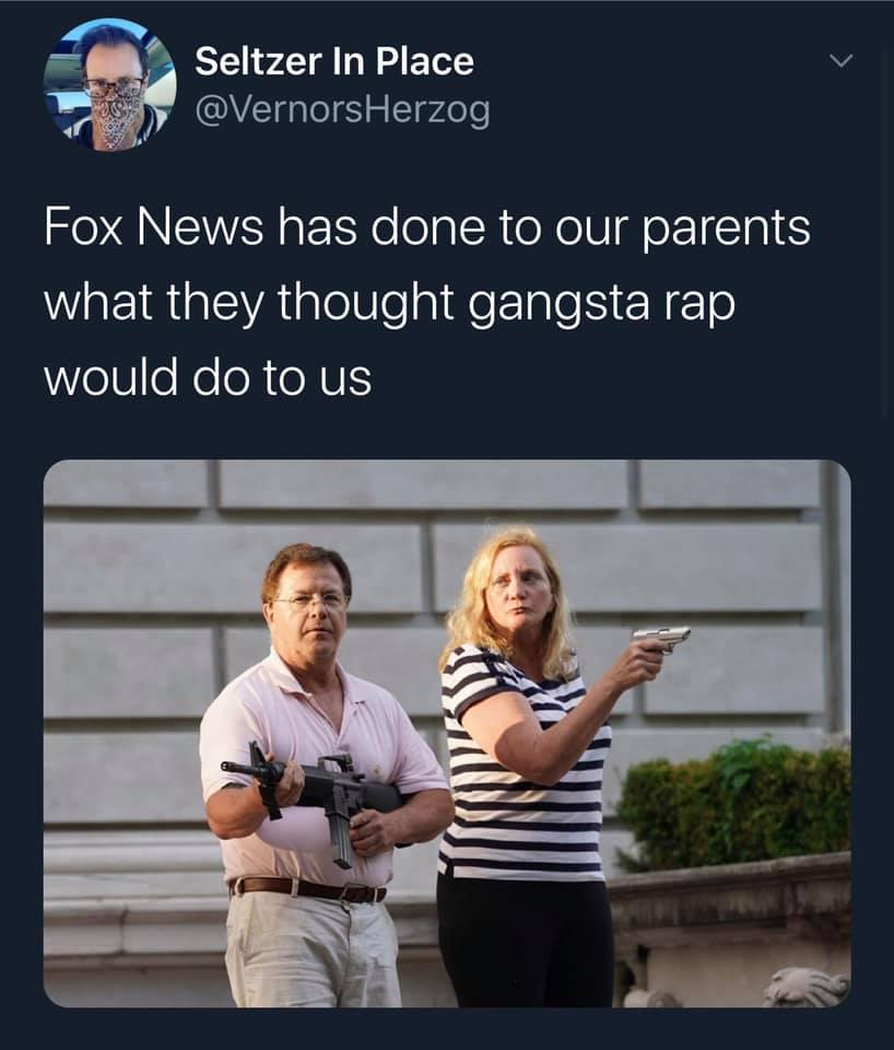 fox news has done to our parents what they thought gangsta rap would do to us