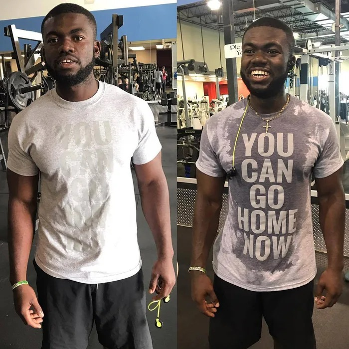 you can go home now, this tshirt is motivation for the gym