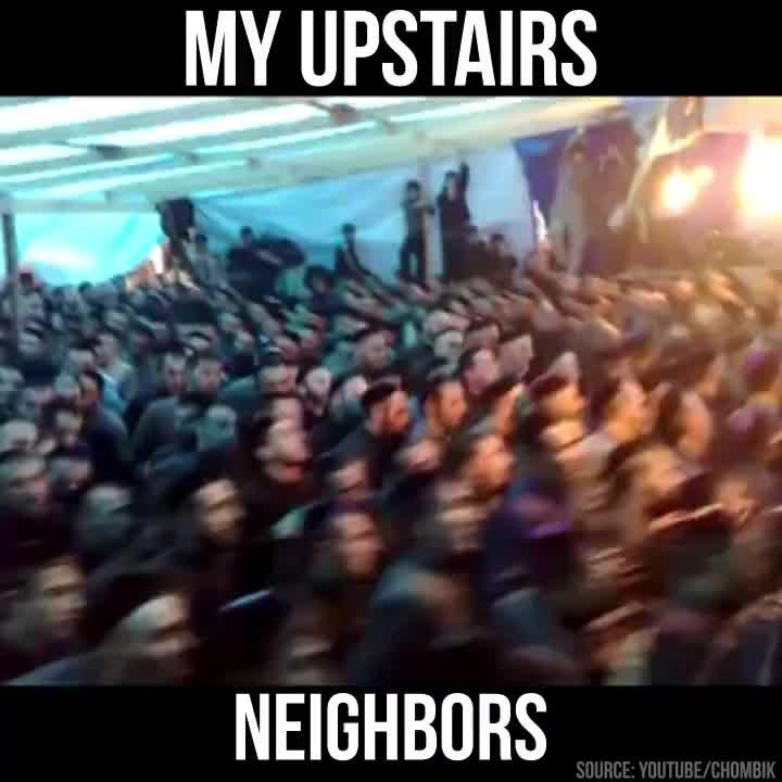 my upstairs neighbors huge spinning dance circle 1453401147 my upstairs neighbors justpost virtually entertaining